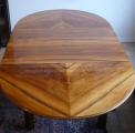 Jídelní stůl se čtyřmi židlemi a dvě křesla (3).JPG