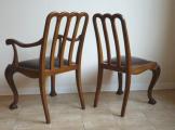 Jídelní stůl se čtyřmi židlemi a dvě křesla (5).JPG