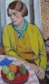 Rudolf Vejrych - Žena u stolu (3).JPG