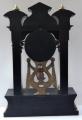 Sloupkové hodiny, s vedutou - Biedermeier (5).JPG