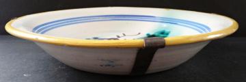 Fajánsový talíř s jelenem (2).JPG