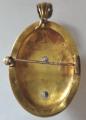 Zlatý přívěšek a zlaté náušnice - biedermeier, Vídeň (5).JPG