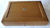 Stříbrné příbory pro šest osob, v dřevěné kazetě (6).JPG