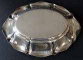 Oválná stříbrná miska - Sandrik (5).JPG