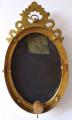 Bronzový rámeček s ptáčkem - Pietra dura (4).JPG