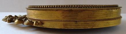 Bronzový rámeček s ptáčkem - Pietra dura (5).JPG