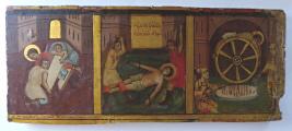 Ikona s výjevem ze života svatého Jiří (1).JPG