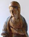 Dřevěné sousoší, Pieta - setřelá polychromie (4).JPG