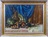 Fritz Baum - Zátiší s ovocem a džbánem (1).JPG