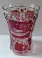 Pohár s rubínovým sklem a rytými motivy - biedermeier (2).JPG