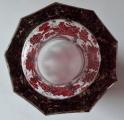 Pohár s rubínovým sklem a rytými motivy - biedermeier (5).JPG