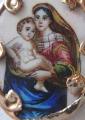 Madonka ve zlatém rámečku - Svatá Maria (2).JPG