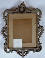 Dřevěné zlacené zrcadlo, s barokní řezbou - Haff & Pisa (6).JPG