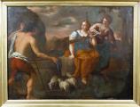 Setkání Jákoba s Ráchel - kolem roku 1700 (1).JPG