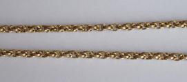 Zlatý řetízek z dvojitých splétaných článků (3).JPG
