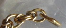 Zlatý řetízek z dvojitých splétaných článků (5).JPG