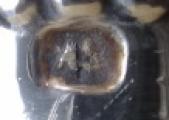 Předkládací a servírovací příbory - stříbro, zlacená ocel, kost (4).JPG
