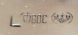 Stříbrná souprava, v kazetě - Martin Mayer, Mainz (6).JPG