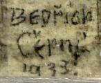 Bedřich Černý - Interiér chrámu sv. Víta(5).JPG