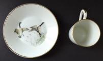 Moka šálek s kachnami a křepelkami - Paříž (3).JPG