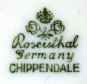 Větší porcelánová mísa - Rosenthal, Chippendale (5).JPG