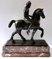 Socha bojovníka na koni - podle Andrea Briosco il Riccio (1).JPG
