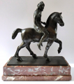 Socha bojovníka na koni - podle Andrea Briosco il Riccio (2).JPG