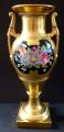 Zlacená a malovaná váza, amfora - Dresden (1).JPG