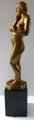 Nahá bronzová dívenka s copy a dvěma plody (2).JPG