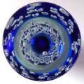 Větší váza s modrým středem a bublinkami - Jaroslav Svoboda (5).JPG