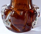 Vázička z ambrového a čirého skla - František Vízner (3).JPG