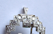 Art deco brož, přívěsek, 38 diamantů 1,5 ct - akvamarín 54,5 ct (9).JPG