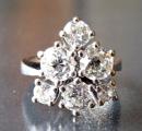 Luxusní prsten z bílého zlata, s diamanty briliantového brusus (1).JPG