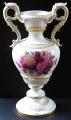 Reprezentativní velká míšeňská váza, malované květiny (2).JPG