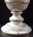 Reprezentativní velká míšeňská váza, malované květiny (6).JPG