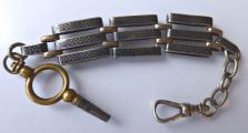 Stříbrné kapesní hodinky se šatlénem (3).JPG