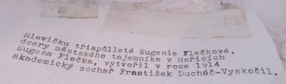 Bysta Eugenie Flečkové - František Ducháč-Vyskočil (6).JPG