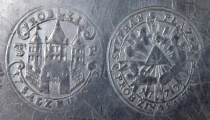 Velký cínový talíř - Joseph Stephan Platzer, rok 1773 (5).JPG