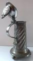 Cínový korbel, figurální víčko - Johann Michael Pschorn, Německo (2).JPG