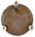 Cínový korbel, figurální víčko - Johann Michael Pschorn, Německo (5).JPG