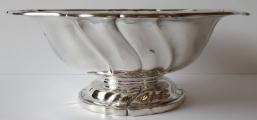 Miska stříbrná, stáčený dekor - Sandrik (1).JPG