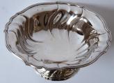 Miska stříbrná, stáčený dekor - Sandrik (2).JPG