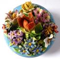 Porcelánová dóza s květy - Drážďany (2).JPG