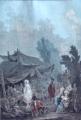 Charles Melchior Descourtis - Vesnická svatba (3).JPG