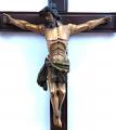 Kristus na kříži - Čechy 1860 - 1880 (2).JPG
