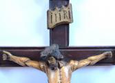 Kristus na kříži - Čechy 1860 - 1880 (3).JPG