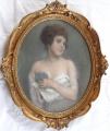 Otto Peters - Portrét dívky (1).JPG