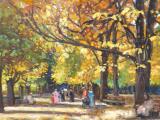 Jeno Lukai Takach - Podzim v parku (3).JPG