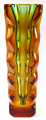 Ambrová váza se zeleným středem - Oldřich Lipský, Exbor (1).JPG