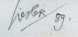 Josef Liesler - Abstrakce, hlava, býk s knihou (3).JPG